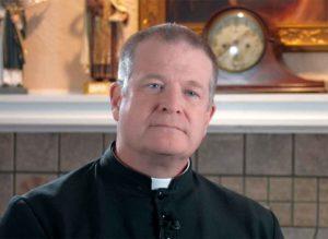 Fr. Shannon Collins, MSJB